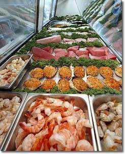 کتاب آموزش آشپزی و پخت غذاهای دریایی
